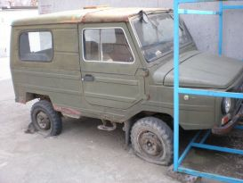 Хабаровск ЛуАЗ 1980