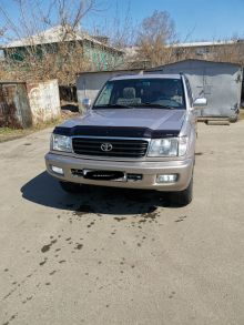 Иркутск Land Cruiser 2000