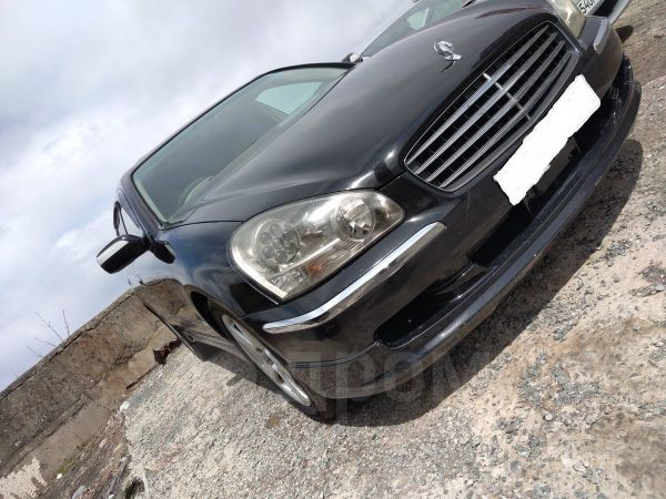 Nissan Cima, 2002 год, 530 000 руб.