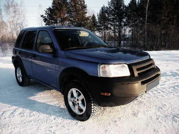 Land Rover Freelander, 2002 год, 360 000 руб.
