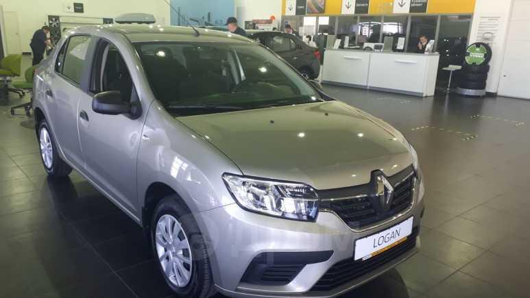 Renault Logan, 2019 год, 743 960 руб.
