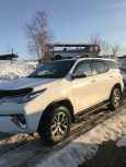 Toyota Fortuner, 2018 год, 2 300 000 руб.