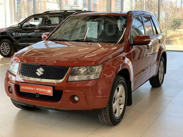 Suzuki Grand Vitara, 2008 год, 677 000 руб.