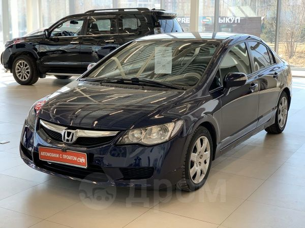 Honda Civic, 2010 год, 577 000 руб.