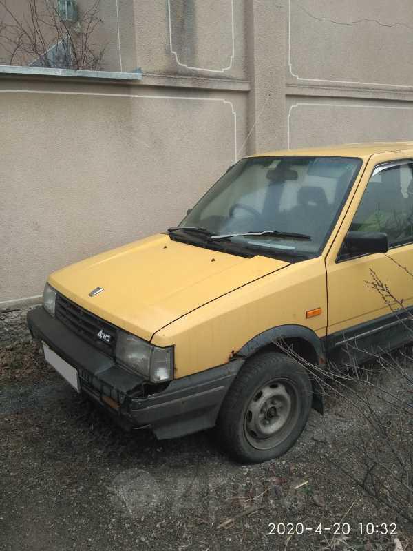 Nissan Prairie, 1987 год, 40 000 руб.
