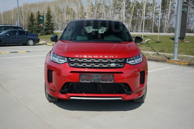 Land Rover Discovery Sport, 2020 год, 3 964 000 руб.