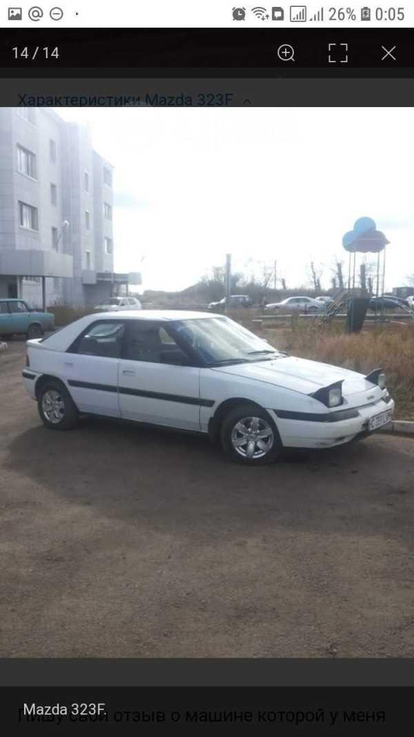Mazda 323F, 1990 год, 80 000 руб.