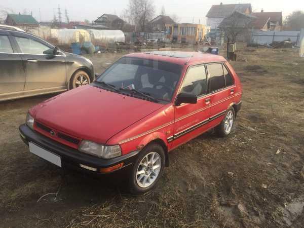 Subaru Justy, 1990 год, 70 000 руб.