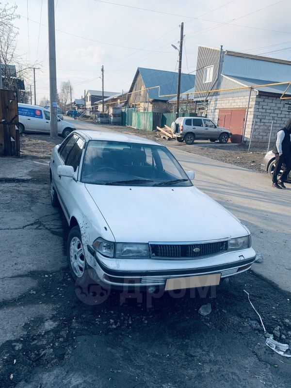Toyota Corona, 1991 год, 80 000 руб.