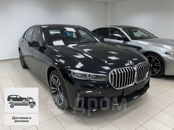 BMW 7-Series, 2019 год, 6 407 000 руб.