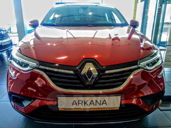 Renault Arkana, 2020 год, 1 634 000 руб.