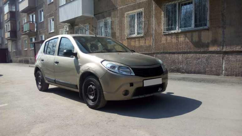 Renault Sandero, 2010 год, 210 000 руб.