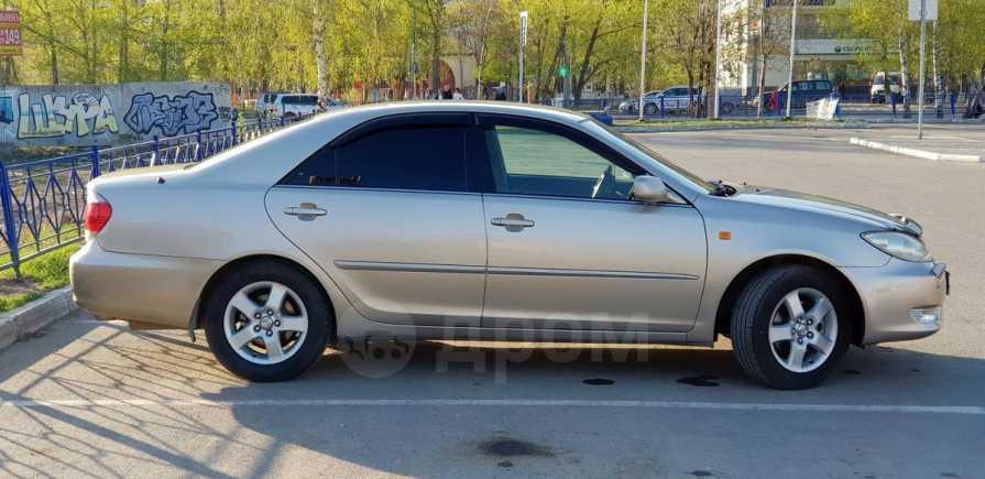 Toyota Camry, 2005 год, 555 000 руб.