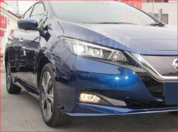 Nissan Leaf, 2019 год, 1 210 000 руб.