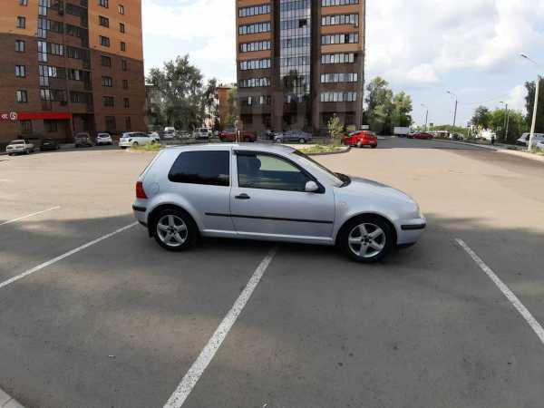 Volkswagen Golf, 1999 год, 187 000 руб.