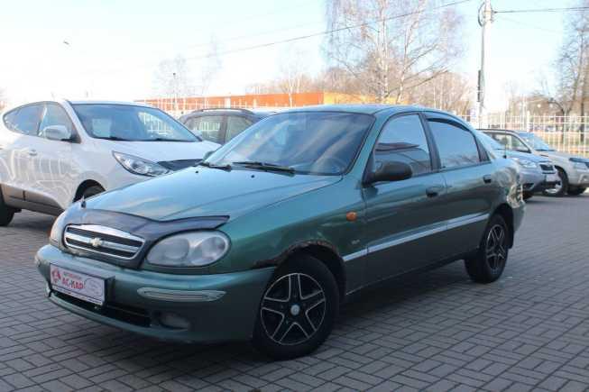 Chevrolet Lanos, 2007 год, 69 500 руб.