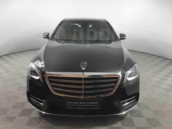 Mercedes-Benz S-Class, 2019 год, 7 722 100 руб.