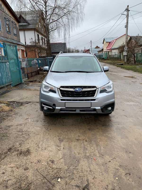 Subaru Forester, 2018 год, 1 500 000 руб.