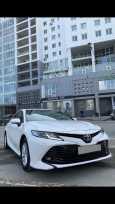 Toyota Camry, 2018 год, 1 600 000 руб.