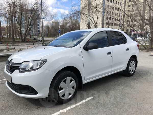 Renault Logan, 2017 год, 529 000 руб.