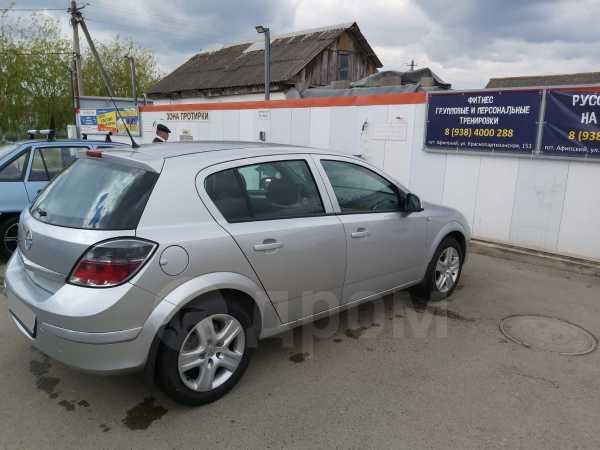 Opel Astra, 2009 год, 270 000 руб.