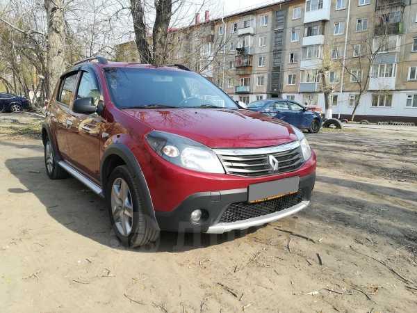 Renault Sandero Stepway, 2012 год, 317 000 руб.