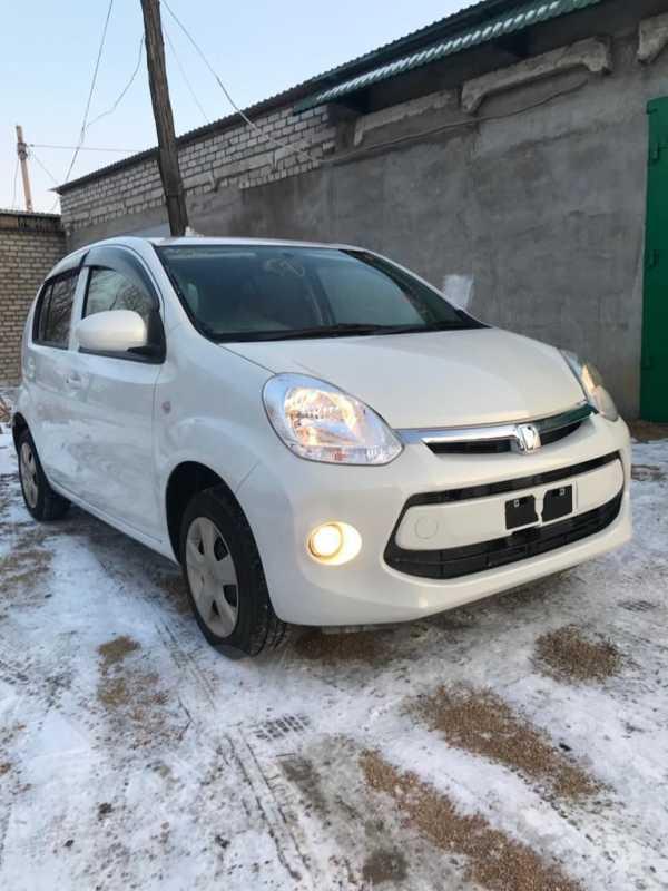 Toyota Passo, 2016 год, 505 000 руб.