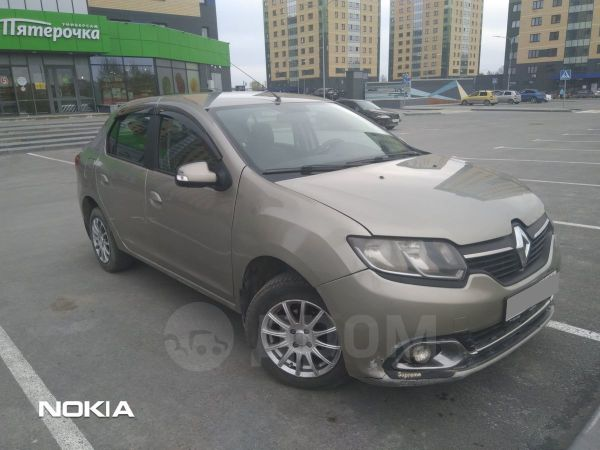 Renault Logan, 2014 год, 265 000 руб.