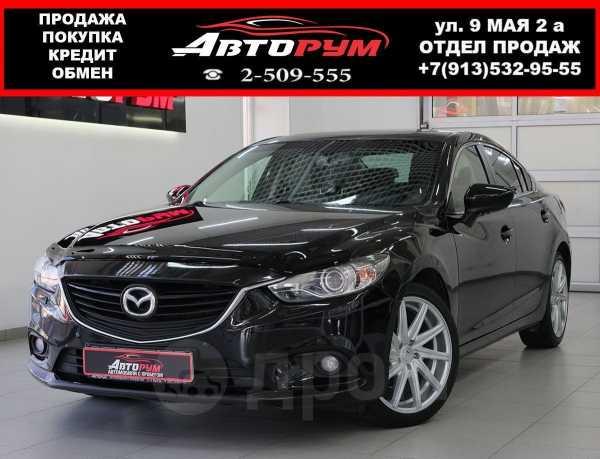 Mazda Mazda6, 2014 год, 1 097 000 руб.