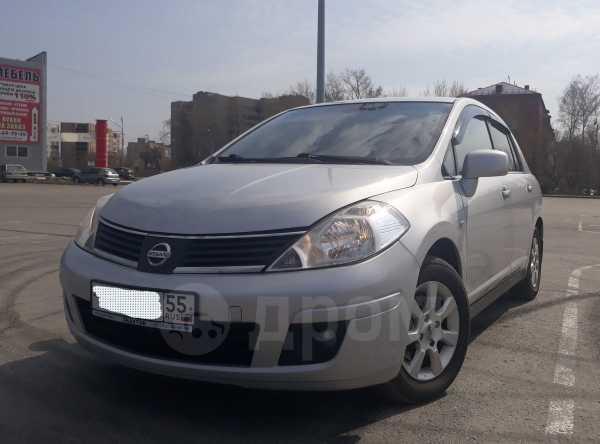 Nissan Tiida, 2007 год, 399 000 руб.