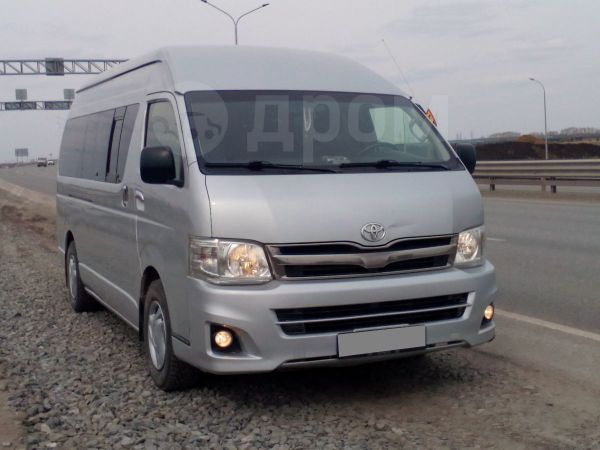 Toyota Hiace, 2012 год, 1 270 000 руб.