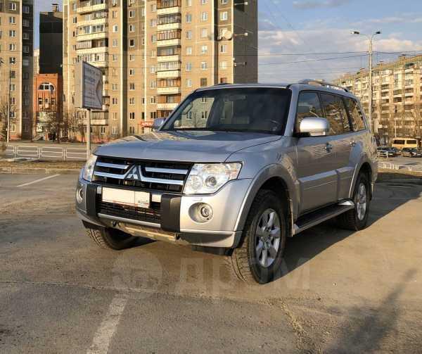 Mitsubishi Pajero, 2010 год, 1 410 000 руб.