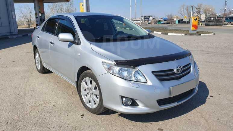 Toyota Corolla, 2009 год, 615 000 руб.