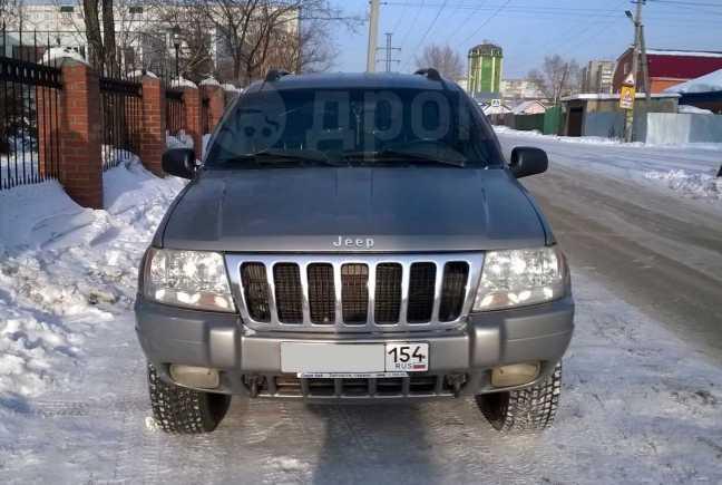 Jeep Grand Cherokee, 2000 год, 410 000 руб.