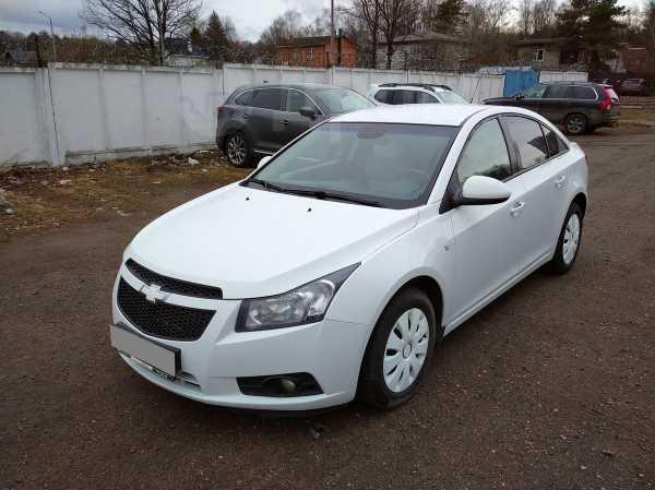 Chevrolet Cruze, 2012 год, 425 000 руб.