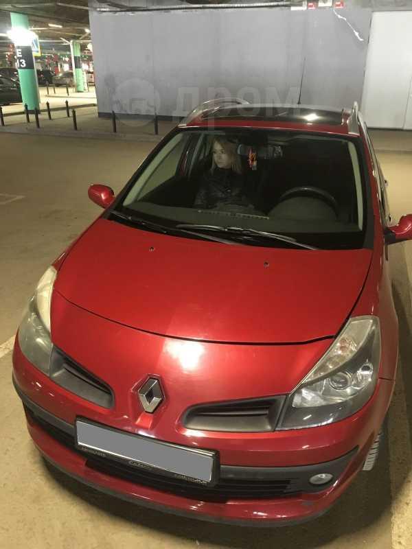 Renault Clio, 2008 год, 200 000 руб.