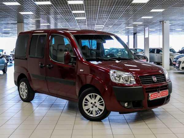 Fiat Doblo, 2013 год, 399 900 руб.