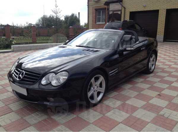 Mercedes-Benz SL-Class, 2002 год, 999 999 руб.