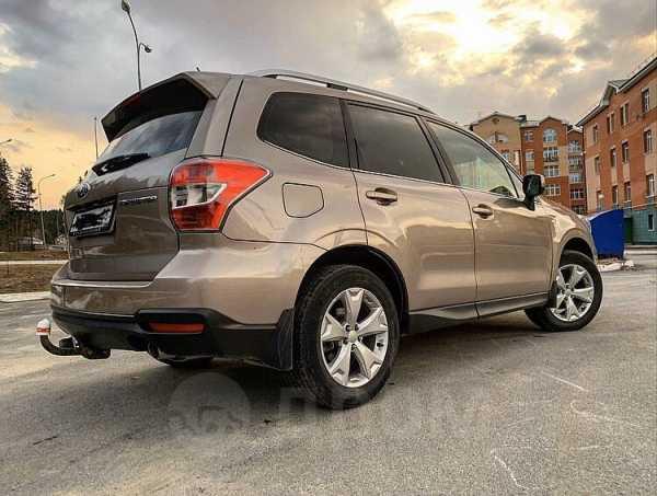 Subaru Forester, 2014 год, 1 090 000 руб.