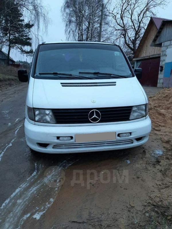 Mercedes-Benz Vito, 2000 год, 360 000 руб.