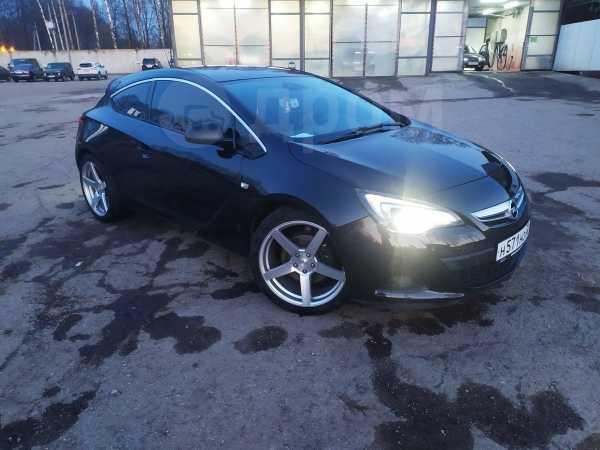 Opel Astra GTC, 2011 год, 530 000 руб.