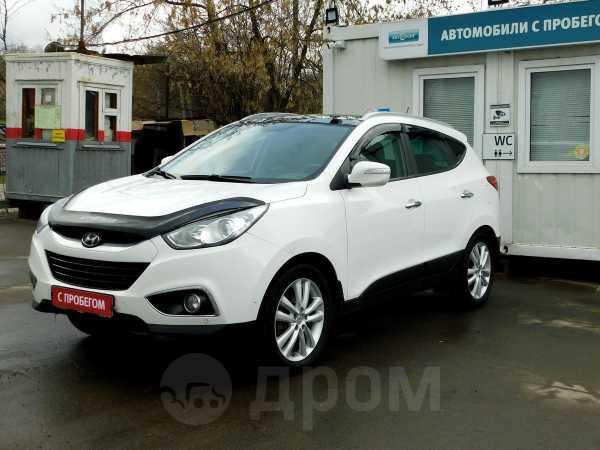 Hyundai ix35, 2013 год, 735 000 руб.
