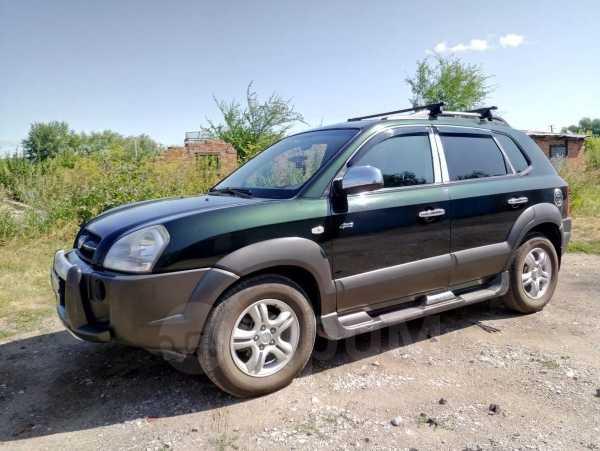 Hyundai Tucson, 2007 год, 580 000 руб.
