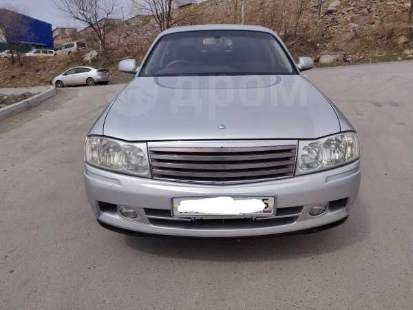 Nissan Gloria, 2001 год, 320 000 руб.