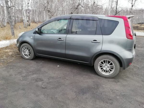 Nissan Note, 2008 год, 369 999 руб.