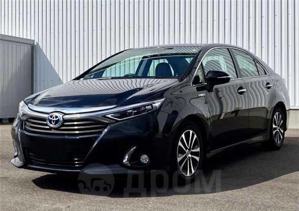 Toyota Sai, 2017 год, 1 130 000 руб.