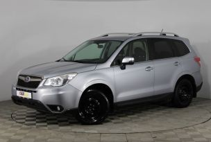 Волгоград Forester 2014