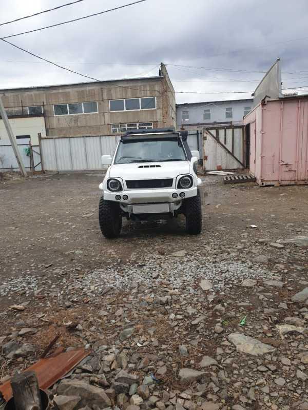 Suzuki Jimny, 2012 год, 700 000 руб.