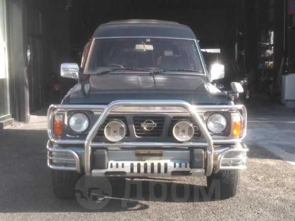 Nissan Safari, 1994 год, 385 000 руб.