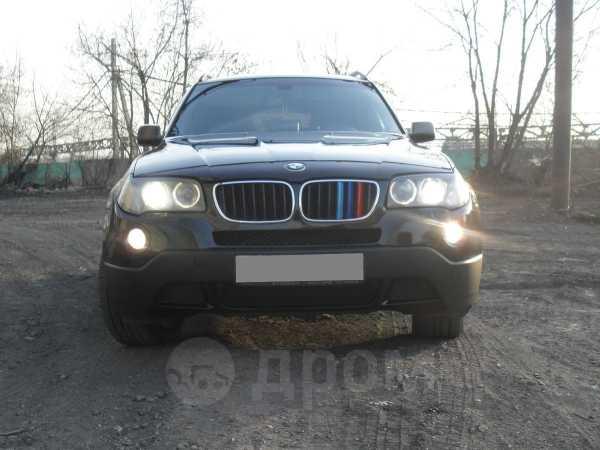 BMW X3, 2008 год, 710 000 руб.